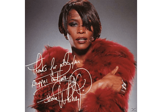 Whitney Houston - MY LOVE IS YOUR LOVE - (CD)