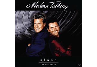 Modern Talking - Alone - The 8th Album - (CD)