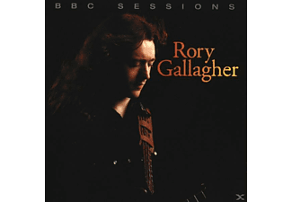 Rory Gallagher - The Bbc Sessions - (CD)