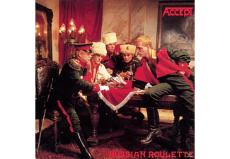 Accept - Russian Roulette [CD]