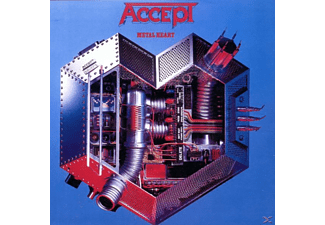 Accept - Metal Heart [CD]