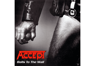 Accept - Balls To The Wall - (CD)