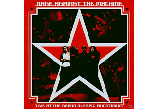 Rage Against The Machine - Live At The Grand Olympic Auditorium - (CD)
