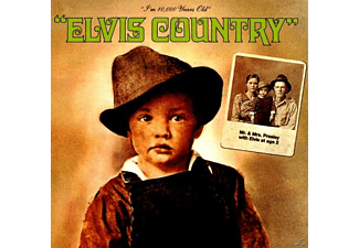 Elvis Presley - Elvis Country - I'm 10, 000 Years Old [Original Recording Rem [CD]