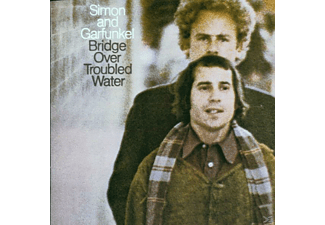 Simon & Garfunkel - BRIDGE OVER TROUBLED WATER - (CD)