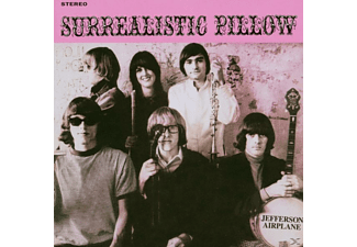 Jefferson Airplane - SURREALISTIC PILLOW - (CD)