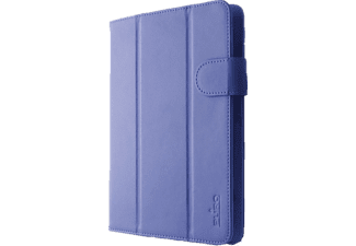 PURO Book Easy Case 8'' Blue - (UNIBOOKEASY8BLUE)