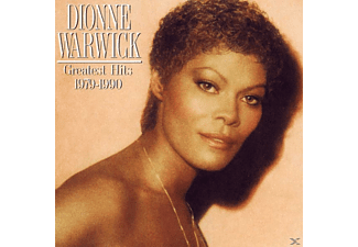 Dionne Warwick - GREATEST HITS 1979-1990 - (CD)