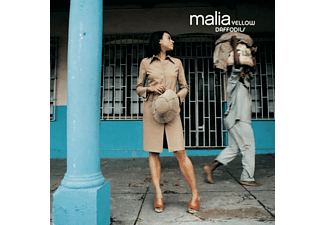 Malia - Yellow Daffodils - (CD)