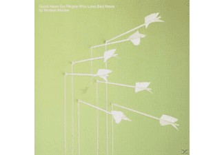 Modest Mouse - Good News For People - (CD)