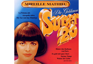 Mireille Mathieu - GOLDENE SUPER 20 [CD]