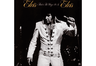 Elvis Presley - That's The Way It Is - (CD)