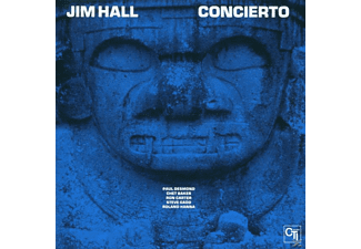 Jim Hall - Concierto - (CD)