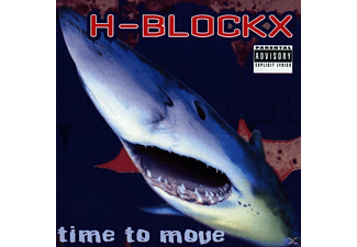 H-Blockx - Time To Move - (CD)