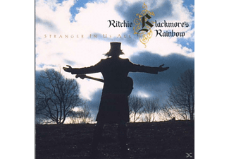 Blackmores Rainbow - STRANGER IN US ALL [CD]