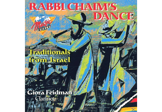 Giora Feidman - Rabbi Chaims Dance [CD]