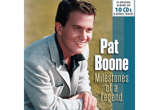 Pat Boone - 19 Original Albums [CD]