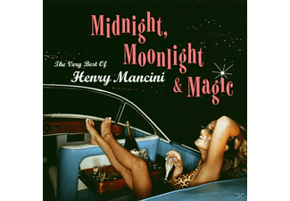 Henry Mancini - Midnight, Moonlight & Magic: The Very Best of Henr - (CD)
