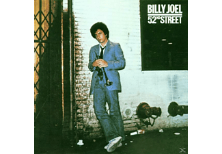 Billy Joel - 52nd Street (CD)
