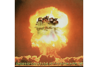 Jefferson Airplane - Crown Of Creation - (CD)