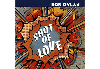Bob Dylan - SHOT OF LOVE [CD]