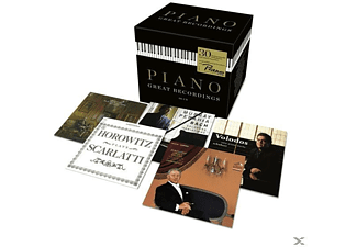 VARIOUS, Various Orchestras - Great Piano Recordings - (CD)