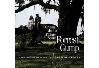 Silvestri Alan - FORREST GUMP - ORIGINAL MOTION PICTURE SCORE - (CD)
