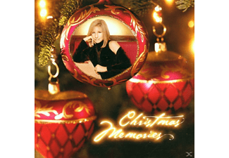 Barbra Streisand - Christmas Memories - (CD)