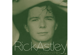 Rick Astley - GREATEST HITS [CD]