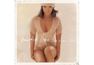 Jennifer Lopez - This Is Me...Then (CD)