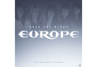 Europe - Rock The Night: Very Best Of Europe [CD]