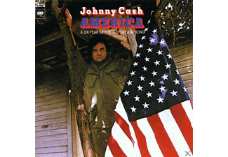 Johnny Cash - America [CD]