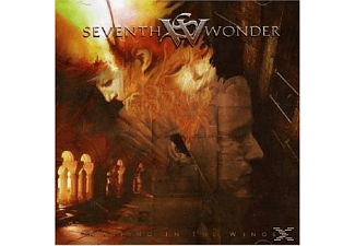 Seventh Wonder - Waiting In The Wings [CD]