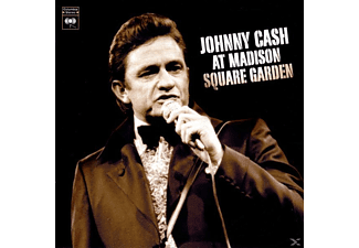 Johnny Cash - At Madison Square Garden [CD]