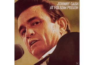 Johnny Cash - At Folsom Prison (CD)
