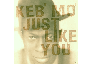 Keb' Mo' - Just Like You [CD]