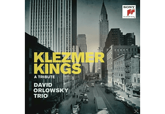 David Orlowsky Trio - Klezmer Kings [CD]