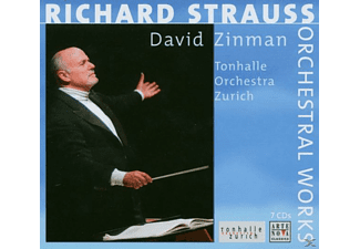 David Zinman - Complete Orchestral Works - (CD)