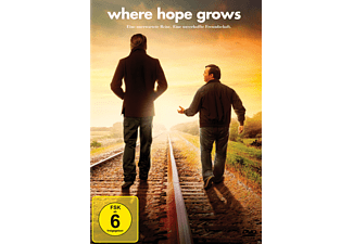 Where Hope Grows - (DVD)