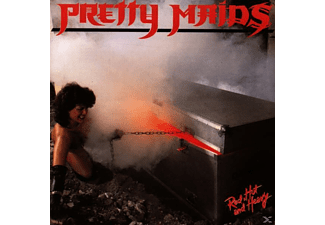 Pretty Maids - RED HOT AND HEAVY - (CD)