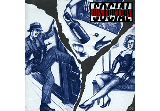 Social Distortion - SOCIAL DISTORTION - (CD)