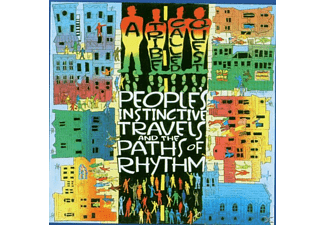 A Tribe Called Quest - PEOPLES INSTINCTIVE TRAVELS AND THE PATH OF RH - (CD)