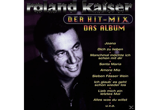 Roland Kaiser - Der Hit-Mix-Das Album - (CD)