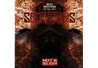 Scorpions - Hot & Slow: Best Masters Of The 70's [CD]