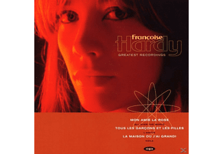 Françoise Hardy - Greatest Hits [CD]