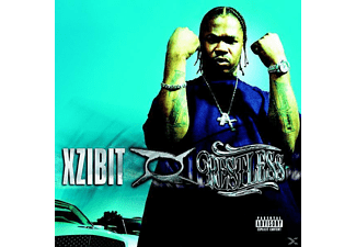Xzibit - RESTLESS - (CD)