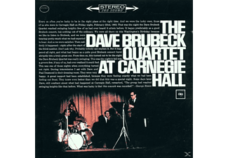 The Dave Brubeck Quartet - At Carnegie Hall - (CD)