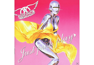 Aerosmith - Just Push Play [CD EXTRA/Enhanced]