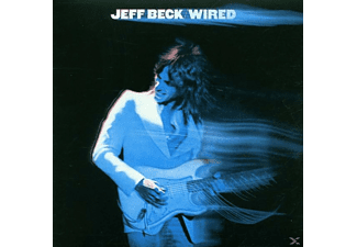 Jeff Beck - WIRED - (CD)