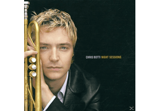 Chris Botti - NIGHT SESSIONS [CD]